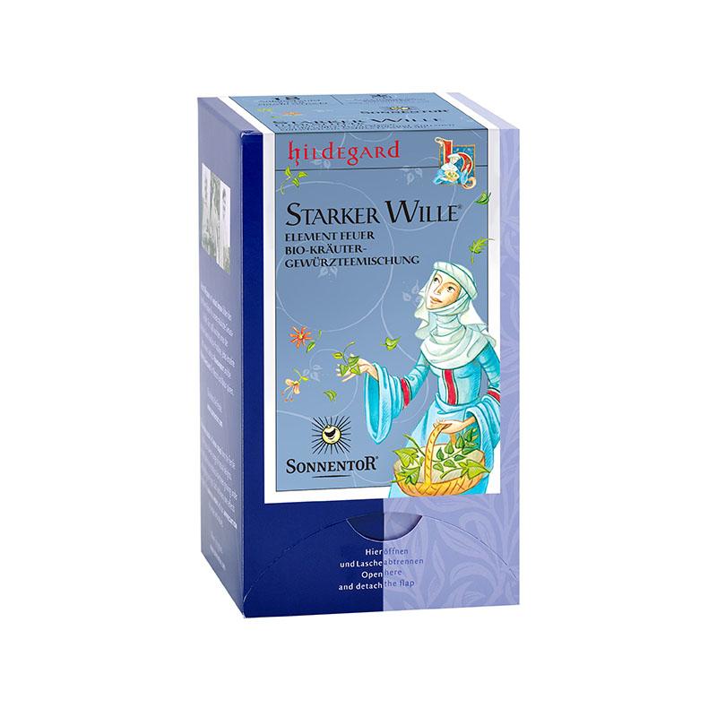 Starker Wille® Tee Hildegard bio