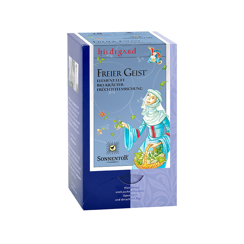 Freier Geist® Tee Hildegard bio