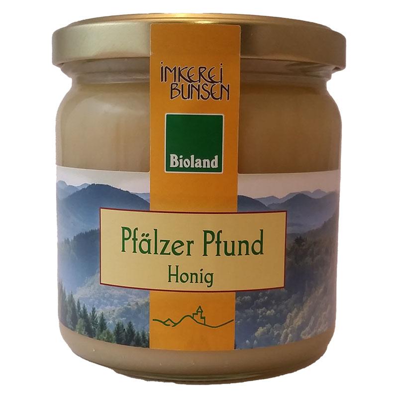Bioland-Pfälzer Pfund Honig
