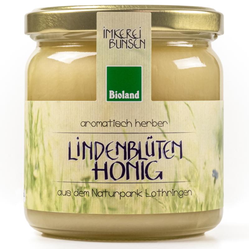 Bioland-Lindenblütenhonig