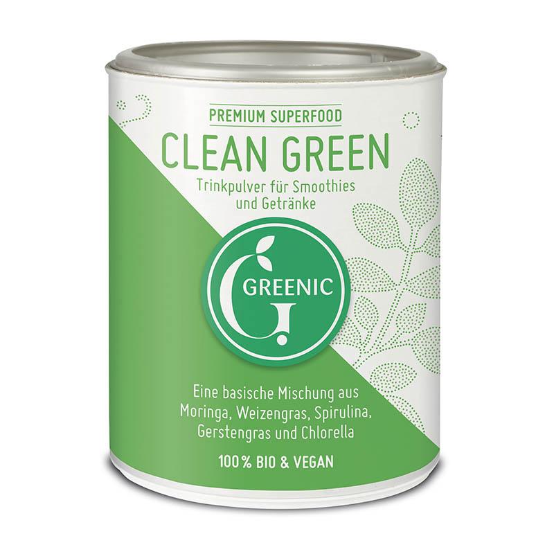 Clean Green Trinkpulver